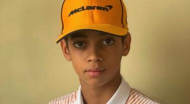 McLaren Racing Inks Agreement with American Karting Phenom