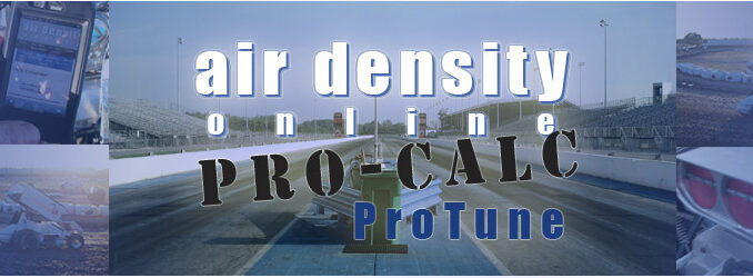 Air Density Online