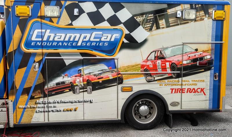 [Gallery] Champ Car Series Daytona