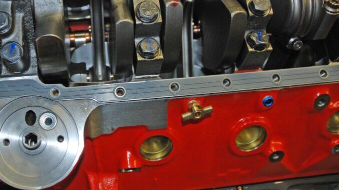 Melling Wet Sump Oil Pump Technology
