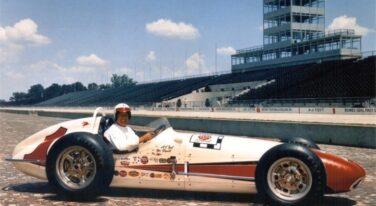 AJ Foyt First Indy 500 Win Car
