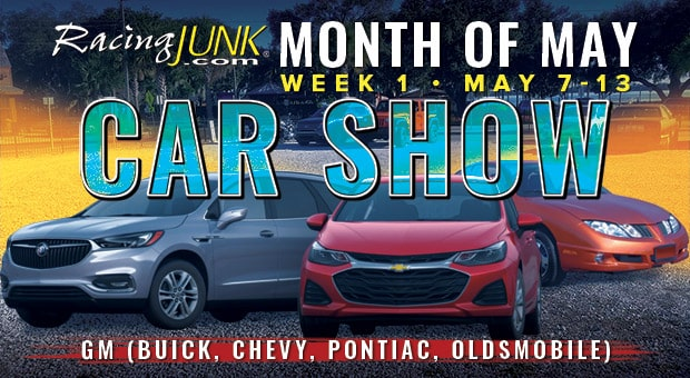 RJ Month of May Car Show: GM Week