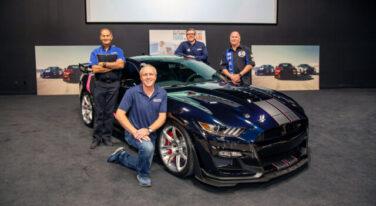Shelby American Builds One-off 2021 Shelby GT500SE for Charity