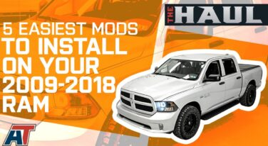 [Video]American Trucks' Top 5 Easiest Mods For Your 2009-2018 Dodge RAM