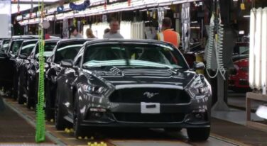 Ford to Halt Mustang Production