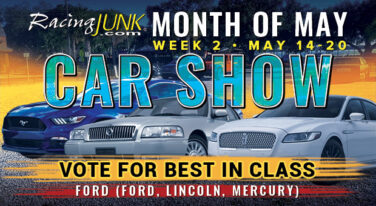 RacingJunk Month of May Car Shows: Ford Best In Class