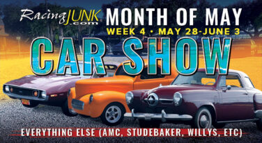 RacingJunk Month of May Car Shows: Celebrating All Non Big Three Plus Late Entries