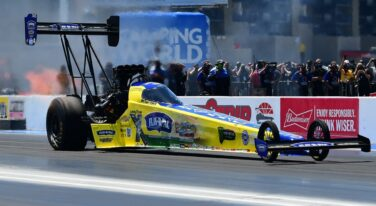 Brittany Force NHRA