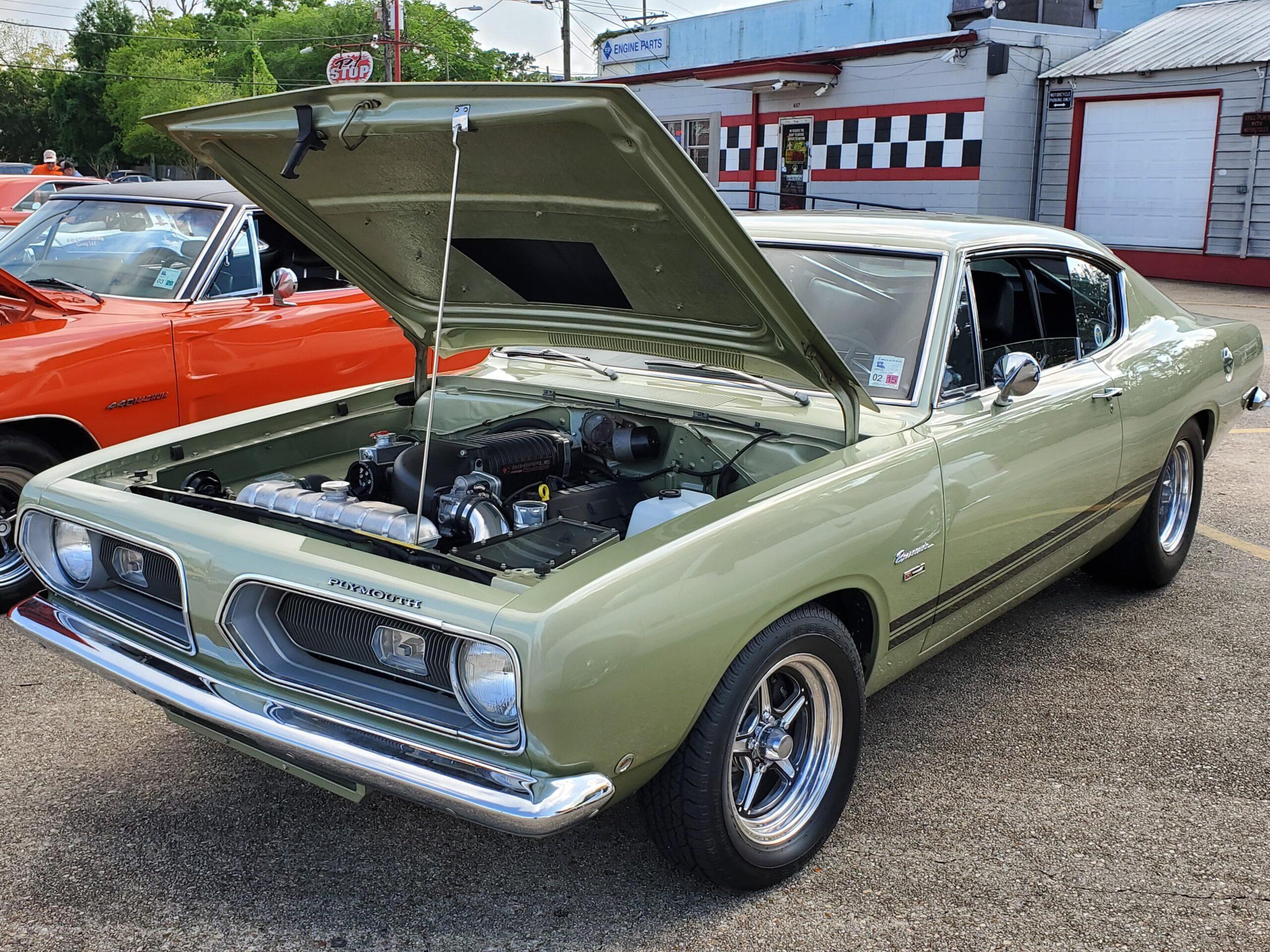 Bryan Flach - Jefferson - 1968 Plymouth Barracuda