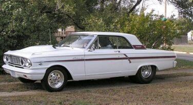 Kim Vejtasa - Circle, MT - 1964 Ford Fairlane