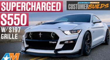 [Video] American Muscle Customer Builds: 2015 S550 GT