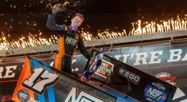 Haudenschild & Madden Race to Impressive World of Outlaws Victories During
