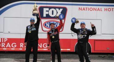 Overcome is the Name of the Game at NHRA SpringNationals