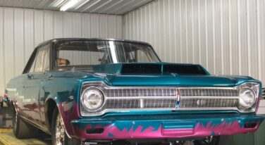 Today's Cool Car Find is this 1965 Plymouth Satellite for $60,000