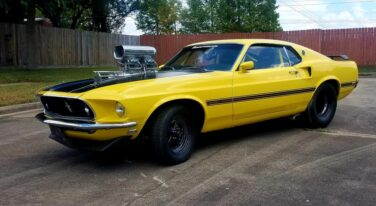 Today's Cool Car Find is this 1969 Ford Mustang for $48,500