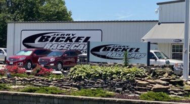 [Gallery] Shop Stop: Jerry Bickel Race Cars