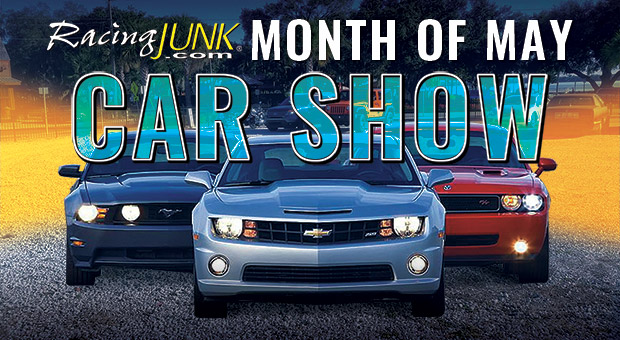 Vote for RacingJunk Month of May Car Shows Best in Show!