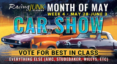 RacingJunk Month of May Car Shows: Other Best In Class