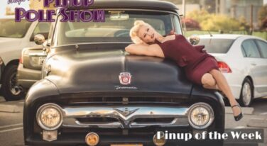 Pinup Pole Show Pinup of the Week: Tiffany Rose