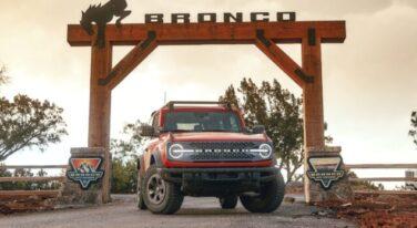 New Bronco Off-Roadeo Schools To Open