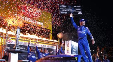Kyle Larson Making the Most of his Second Chance in NASCAR