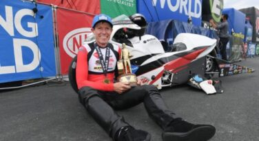 Steve Johnson's Quest for NHRA Glory