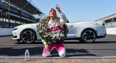 Helio Catroneves wins 2021 Indy 500 Joe Skibinski