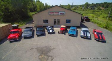 Shop Stop: Powerhouse Hot Rods and Performance
