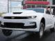 2022 COPO Camaro Available with 572ci Big Block V-8