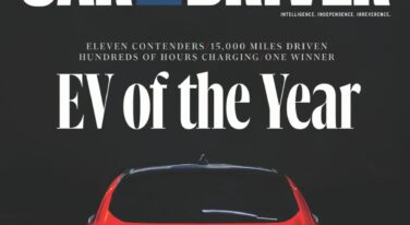 Mustang Mach-E Named  Car and Driver's Inaugural Electric Vehicle of the Year Award 2021