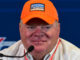 Ganassi Sells NASCAR Cup Team to Trackhouse Racing