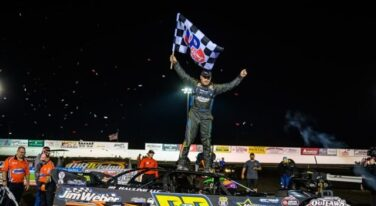 Heckenast Jr. and Erb Jr. Find Relief at Jackson Motorplex World of Outlaws Event
