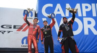 NHRA Champions On Top at Mile High Nationals