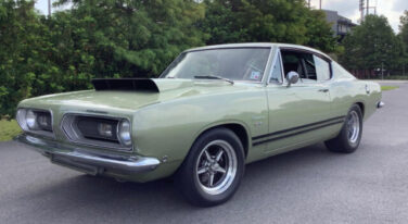 Car Features: Bryan Flach and his 1968 Plymouth Barracuda