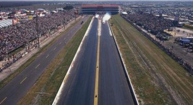 NHRA's Houston Raceway Park to Close After 35th Race Next April