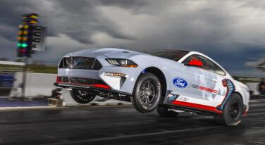 Tony Stewart to Drive the Electric Cobra Jet at NHRA Winternationals