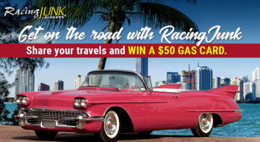 On the Road with RacingJunk: Vote for your WINNER