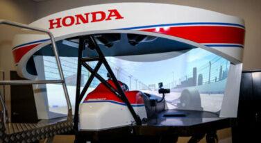 HPD Simulator Helps Grosjean Prepare for this Week's Nashville INDYCAR