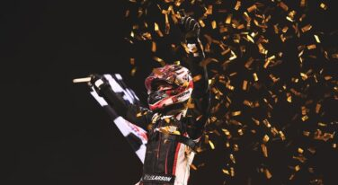 Kyle Larson Adds BC39 to his Trophy Case