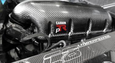 Lingenfelter Performance Design Releases pTR Carbon Fiber Intake Manifold