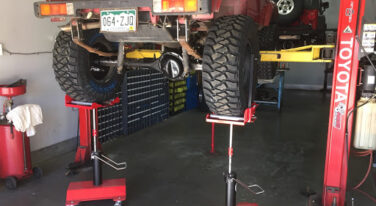 """Kevin Robinson, President of TRAC LLC Heads to SEMA Launch Pad Finals with """"Tire Rotation Assistance Cart"""""""