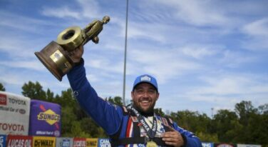 Kyle Koretsky Denies Greg Anderson a Historic Victory at  DeWalt NHRA Carolina Nationals
