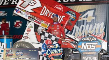 Logan Schuchart Races to Back-to-Back BeFour The Crown Showdown Victories