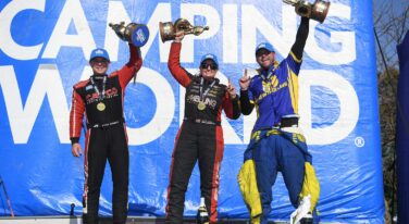Torrence, Hagan & Enders Back on Top in the Midwest