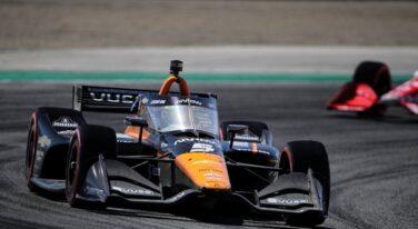 IndyCar Driver Pato O'Ward