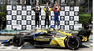 INDYCAR Crowns Champion, Celebrates Local Race Winner at Long Beach