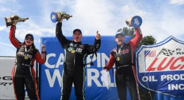 Torrence, Wilkerson and Enders Labor to Victory at NHRA U.S. Nationals