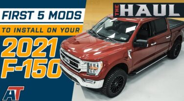 [Video] American Truck's First 5 Mods for Your 2021 Ford F-150 - The Haul