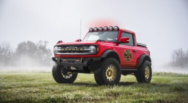 2021 Bronco by BDS Suspensions