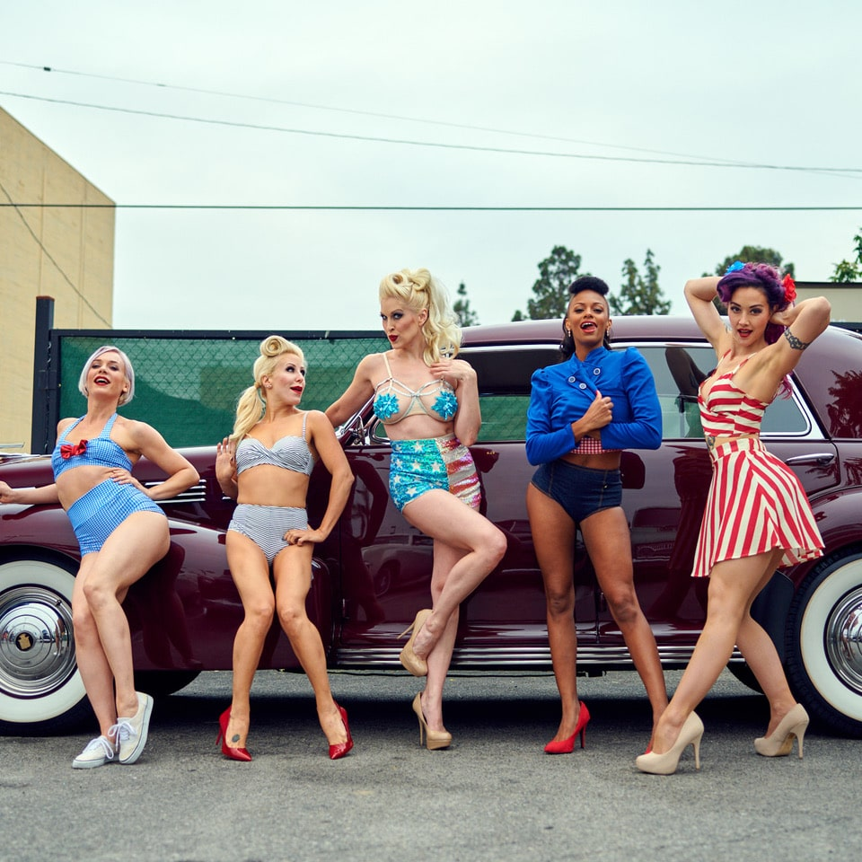 Pinup Pole Show Pinup of the Week: 1938 Cadillac 60 Special